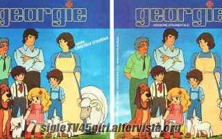 Anime: georgie  sigle tv  cartonianimati  sigle  anime  lady georgie