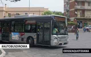 Roma: autobus  roma  trasporto pubblico  guide