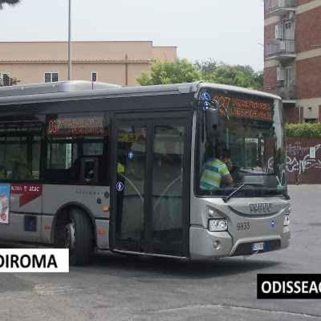 autobus  roma  trasporto pubblico  guide