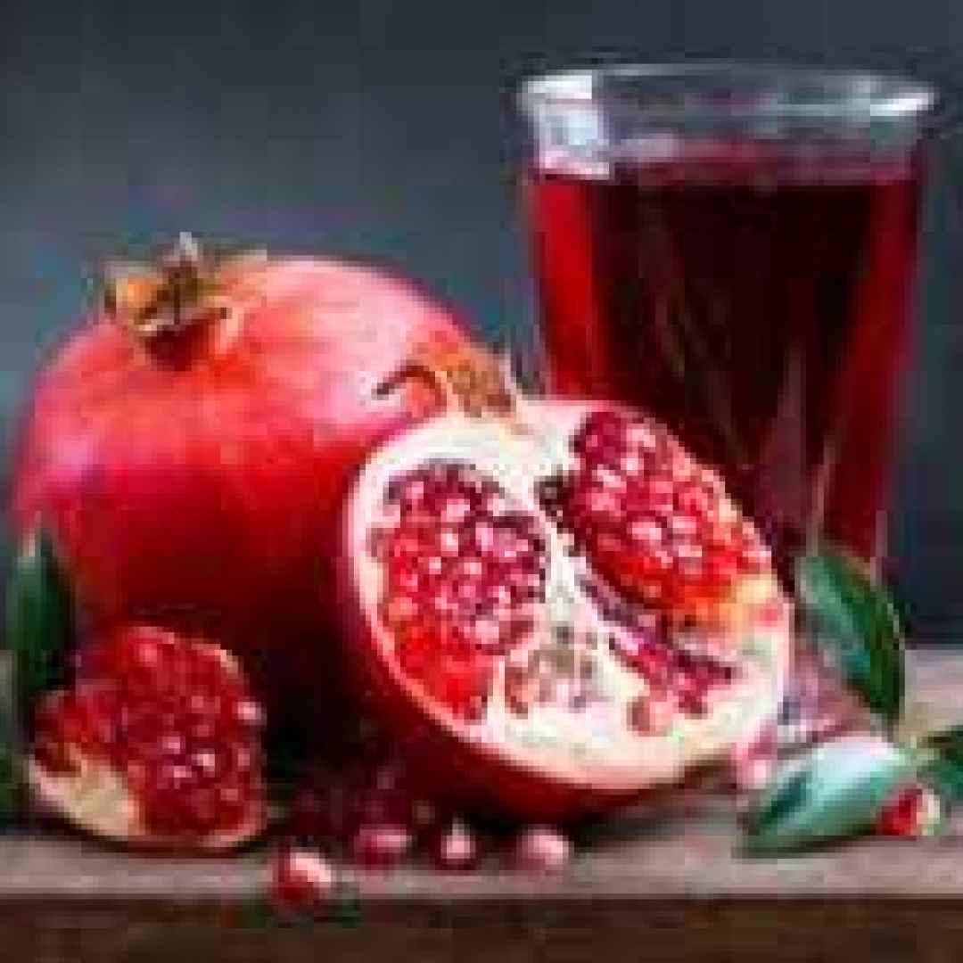 melograno  frutto  proprietà  benefici