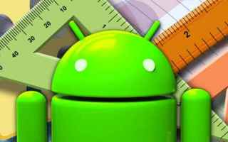 App: righello  office  android  utility