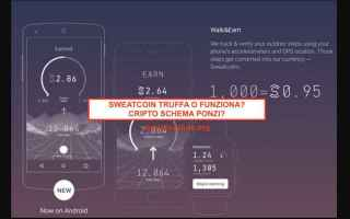 Soldi Online: sweatcoin  criptovalute  apple store