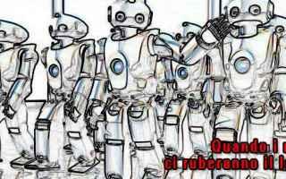 Lavoro: robot  ai  disoccupazione  lavoro
