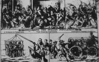 Storia: emigrazione italiani in america razzismo