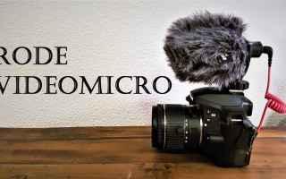 Audio: unboxing  microfono  rode  youtube  vlog