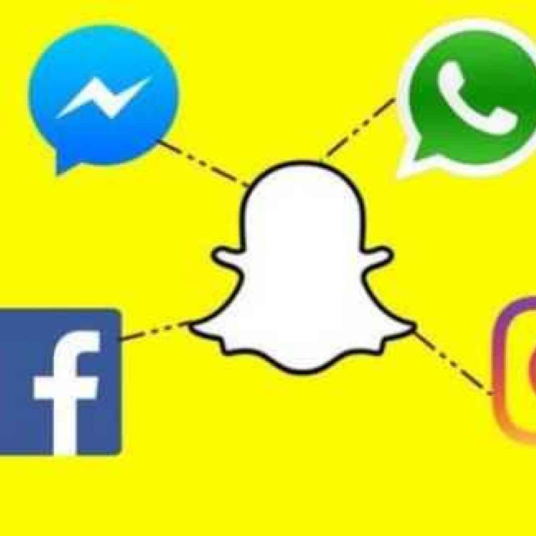 facebook  twitter  snapchat  instagram  whatsapp