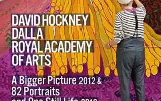 Cinema: arte  cinema  david hockney  film
