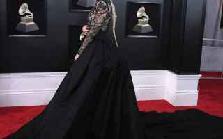 lady gaga  grammy awards  look