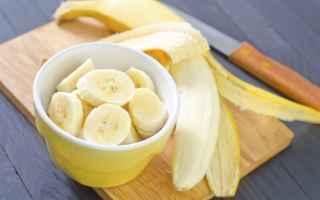 Alimentazione: banane  salute  cure con banane