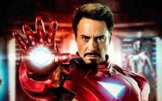 Cinema: iron man