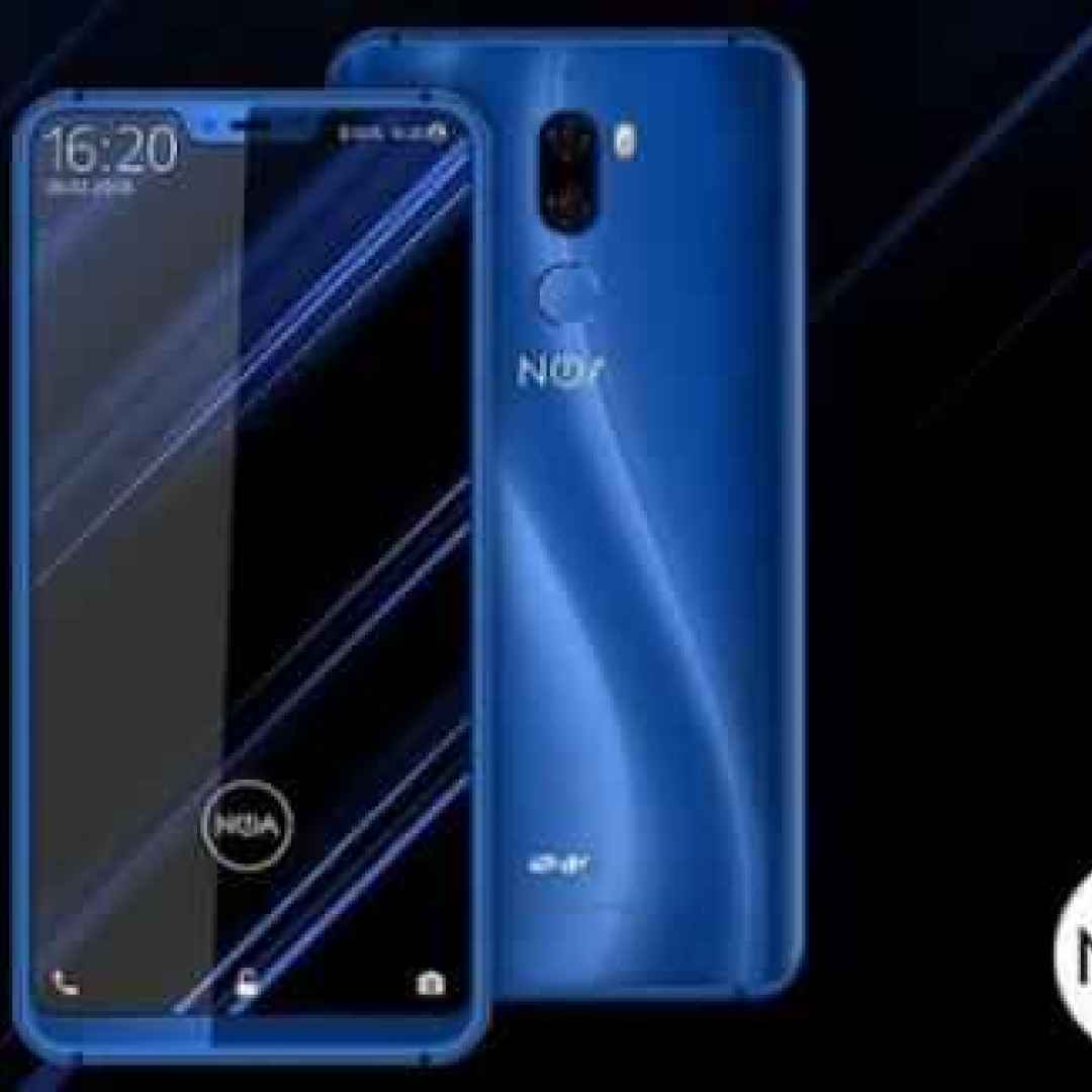 noa  smartphone  mwc 2018
