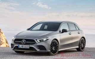 Automobili: classe a 2018  mercedes  segmento c