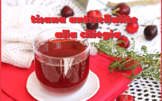 Bellezza: salute  cellulite  tisana