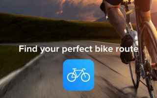 Ciclismo: bici  sport  navigatore  android  ios