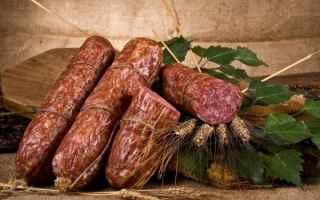 Alimentazione: ritiro dal mercato  salame ritirato