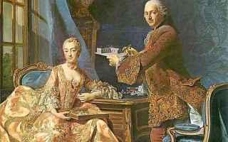 Storia: madame de pompadour luigi xv