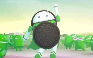Android: oreo  android