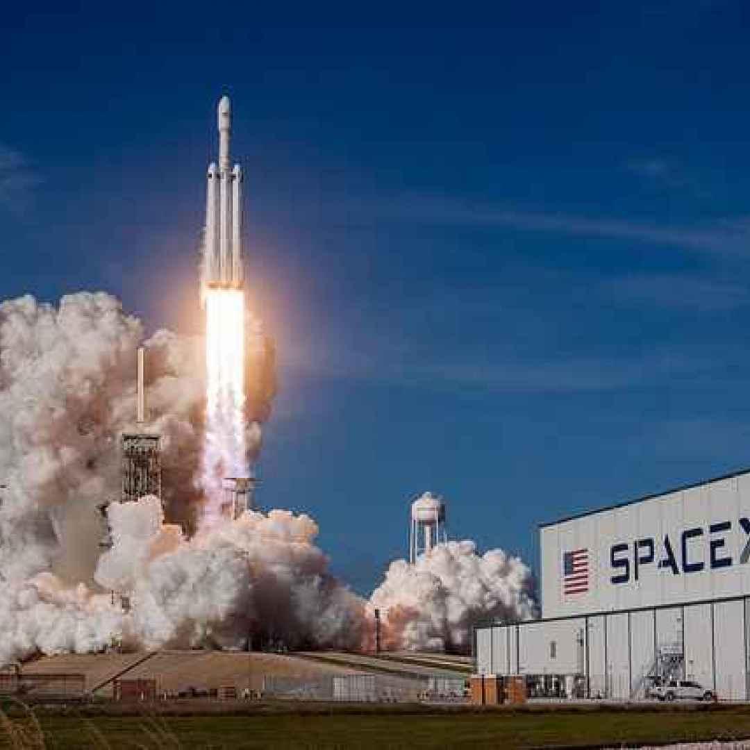 spacex  falcon heavy  tesla  elon musk