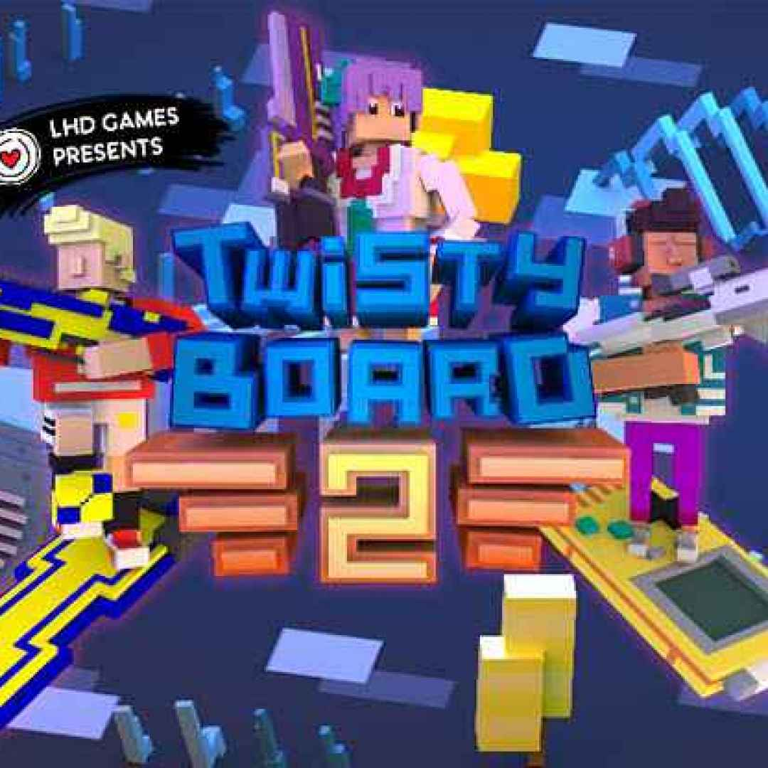 twisty board  sparatutto  arcade  android  iphone