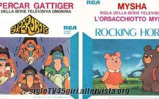 Anime: supercar gattiger  sigletv  cartoni animati  sigle  anime