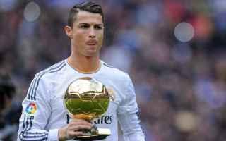 Calcio: cristiano ronaldo