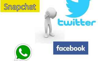 Psiche: depressione  social  facebook  instagram