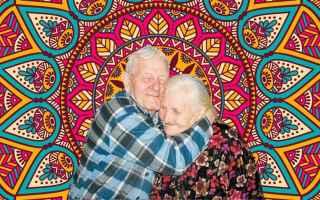 Amore e Coppia: amore  vecchiaia  distanza