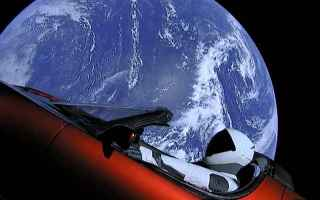 Astronomia: starman  space oddity  david bowie  tesla  elon musk  spacex