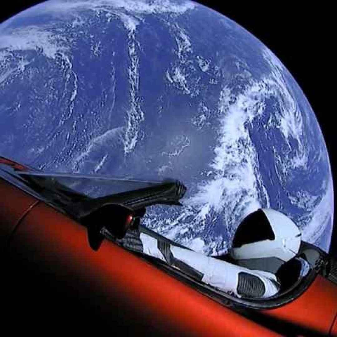 starman  space oddity  david bowie  tesla  elon musk  spacex