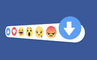 Facebook: facebook  commenti  downvote