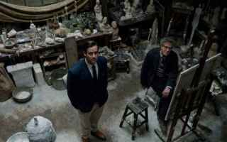 Cinema: final portrait cinema film giacometti