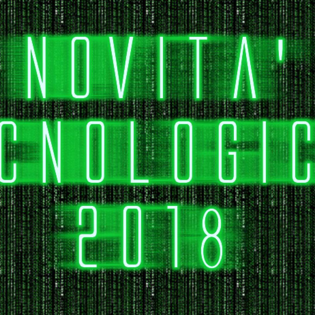 tecnologia  gadget  news  2018