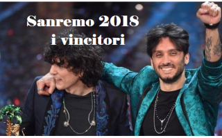 Musica: sanremo 2018  classifica  vincitori