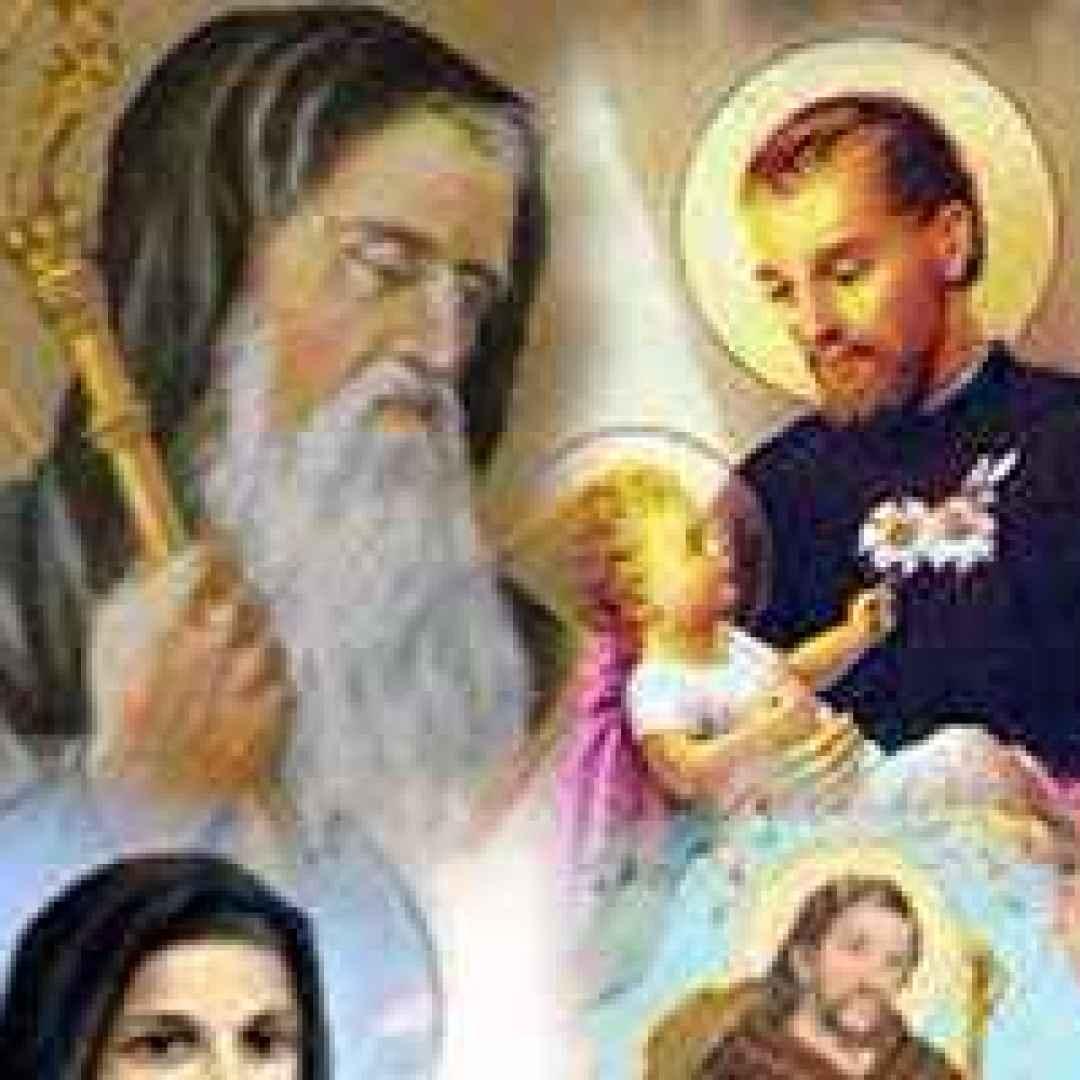 chiesa cattolica  festeggiamenti  calend