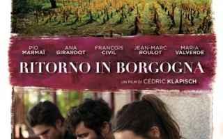 Cinema: ritorno in borgogna  film dvd