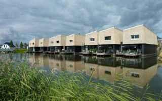 Architettura: acqua  canne  naturale  paesaggio