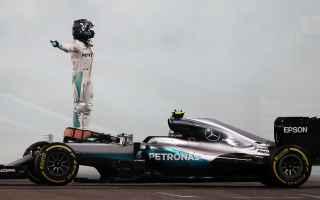 Motori: news  motori  f1  formula e  fe  rosberg