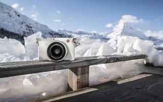 Fotocamere: leica fotografia foto bianco
