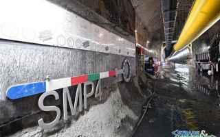strade  tunnel  infrastrutture  tav