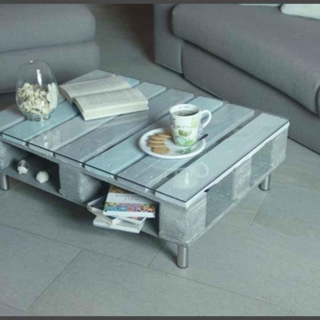 Come Creare Un Tavolino Da Salotto.Come Costruire Un Originale Tavolino Da Salotto Riciclando