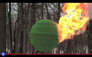 Filmati virali: strano  divertente  arte  fuoco