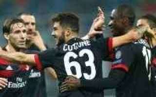 Europa League: ludogorets  milan  europa league