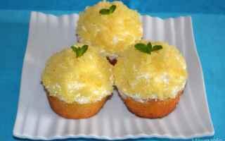 Ricette: cupcakes  mimosa  festa della donna