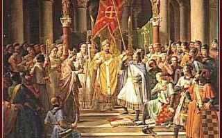 Storia: mpero  medioevo  papato  storia