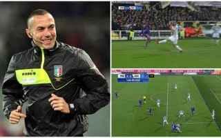 Serie A: calcio fiorentina juventus