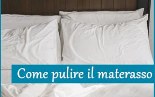 Casa e immobili: pulizia  materasso  acari  batteri