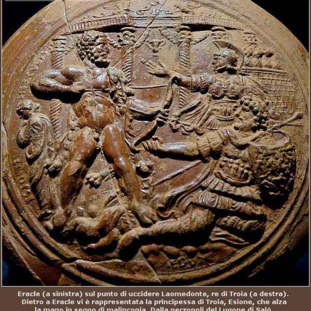 esione  laomedonte  leggende  mitologia