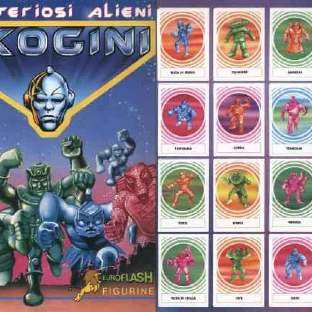 exogini  giocattoli  anni 80  collezioni