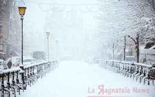 Meteo: #Burian è alle porte: freddo e gelo in tutta Italia