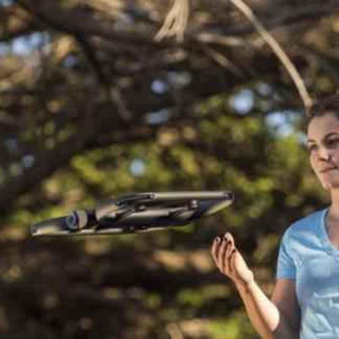 droni  intelligenza artificiale